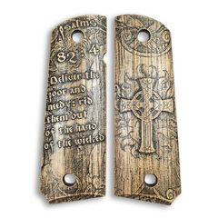 Psalms 82:4 - 1911 Full Size Government Grips