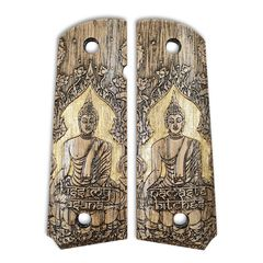 Bad Buddha - 1911 Full Size Government Grips