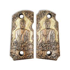 Bad Buddha - Kimber Micro 9 Grips