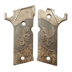 Eagle And Snake Black - Beretta 92X Performance Grips