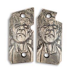Monster Frankenstein - Sig Sauer P238 Grips